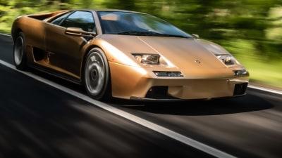 The iconic Lamborghini Diablo turns 30