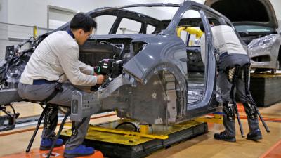 Hyundai and Kia develop robot tech