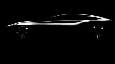 Infiniti Q80 Concept Teased