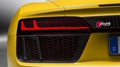 New Audi R8 Spyder revealed