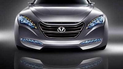 Hyundai's Shouwang BHCD-1 Concept Debuts In China