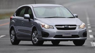 2012 Subaru Impreza Sedan And Hatch First Drive Review