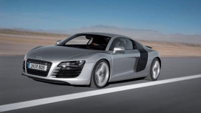 2010 Audi R8 V10 To Make Its Debut In Detroit