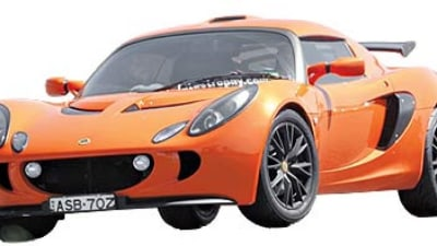 Lotus Exige Touring Pack
