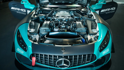 Mercedes-AMG boss talks electric vehicles