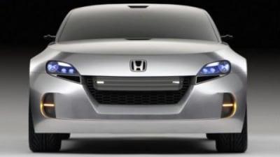 Honda to Unveil Dedicated Hybrid in Paris