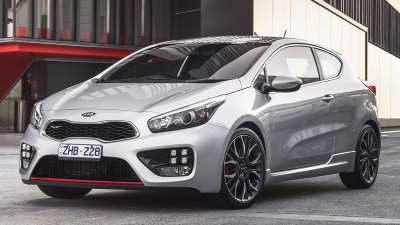 ANCAP: 5-Star Safety Result For Kia Pro_Cee'd GT