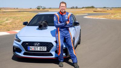 Motorsport: Hyundai to take on Targa Tasmania