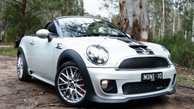 2012 MINI John Cooper Works Roadster Review
