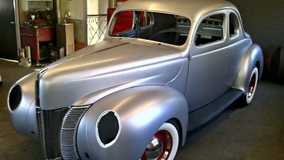 Some Assembly Required: 1940 Ford Coupe Joins List Of Repro Classics