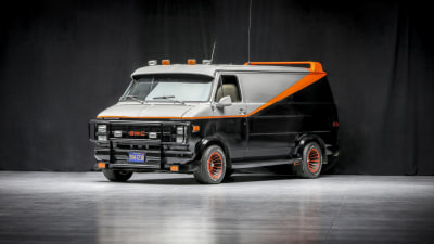 I love it when a plan comes together – Original A-Team van up for auction