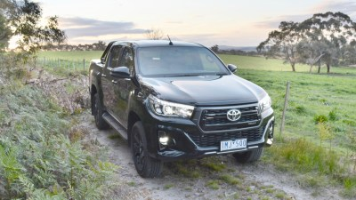 Toyota HiLux Rogue 2018 new car review