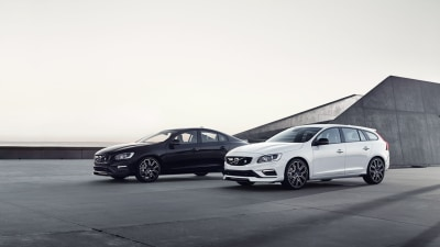 2018 Volvo S60 And V60 Polestar Update Revealed Overseas