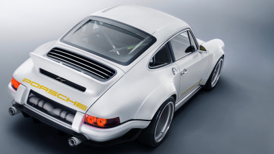 Singer reveals its ultimate Porsche 911