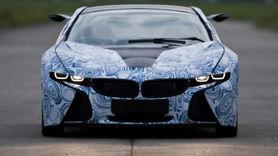 BMW Hybrid Supercar To Debut In 2013