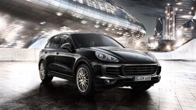 2016 Porsche Cayenne Platinum Edition - Price And Features For Australia