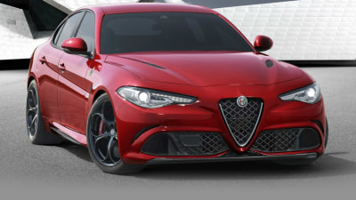 'Out They Go' - Aussies Rush To Secure Alfa Romeo's All-New Giulia QV