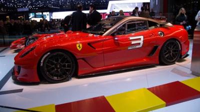 Ferrari 599 Hybrid To Land At Geneva Motor Show
