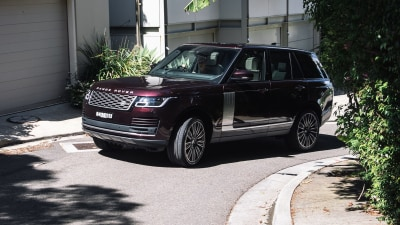 2020 Range Rover Vogue P400 review