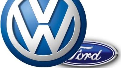 Volkswagen Grows as Ford Slows
