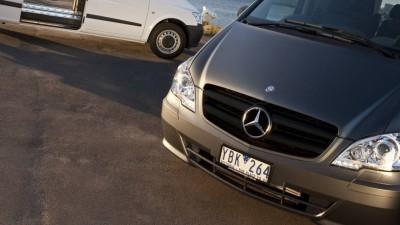 2011 Mercedes-Benz Vito Launched In Australia