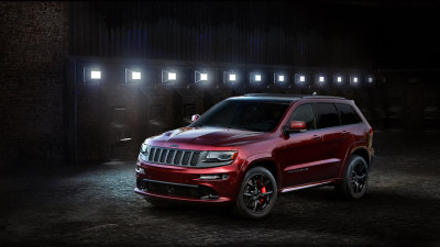 Jeep Gets Nocturnal with Grand Cherokee SRT Night