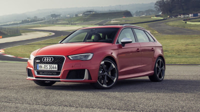 2016 Audi RS 3 Sportback: Price And Features For Australia