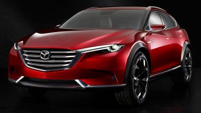 Mazda Australia to weigh up new CX-X SUV