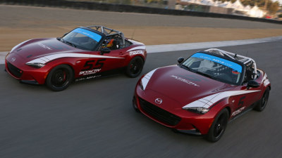 Mazda MX-5 Global Cup Racer Pricing Revealed - Yours For US$53,000