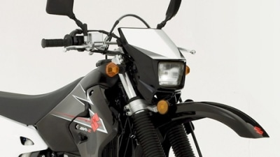 2009 Suzuki DR-Z400E And DR-Z250 Now Available