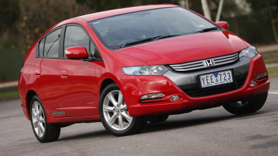 Honda Insight VTi-L Review