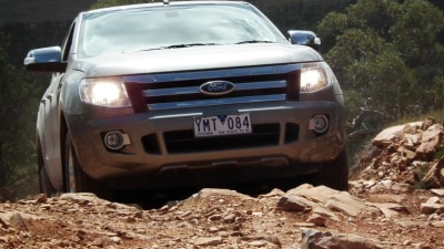 2012 Ford Ranger XLT Auto Review