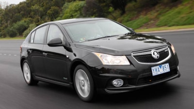 Holden Cruze Hatch Appears In Local Skin