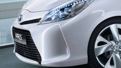 Toyota To Reveal Yaris HSD Hybrid Concept And Prius+ Seven-seater At Geneva