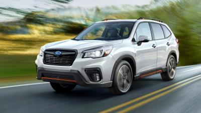 Subaru debuts new Forester SUV