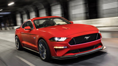 Ford says no to high-performance Mustang pack
