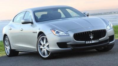 Maserati Quattroporte Range Gets Sub-$200k Diesel Option