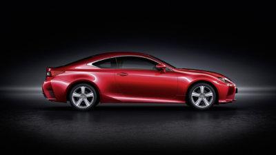 Lexus RC 200t Announced For Europe, Australian Debut In December