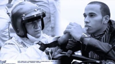 The Duel: TAG Heuer pits Hamilton against McQueen