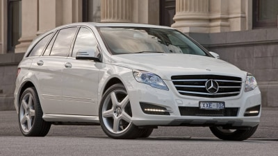 2011 Mercedes-Benz R 350 CDI LWB On Sale In Australia From March