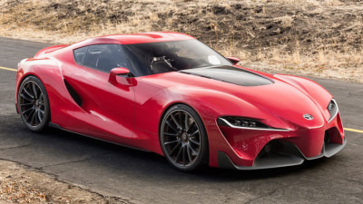 Toyota Supra Trademark Registered Again - This Time In Europe