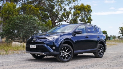 2017 Toyota RAV4 GXL AWD Automatic Review   Safe And Sturdy As Ever