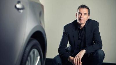 Australia's Mike Simcoe Named New GM Design Chief