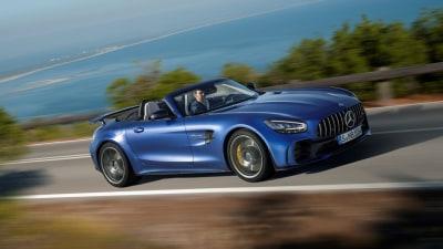 Revealed: Mercedes-AMG GT R Roadster