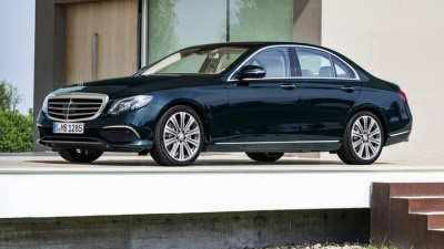 2016 Mercedes-Benz E-Class Exterior Design Leaked Ahead Of Official Reveal