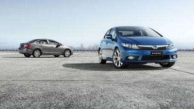 2012 Honda Civic Sedan On Sale In Australia