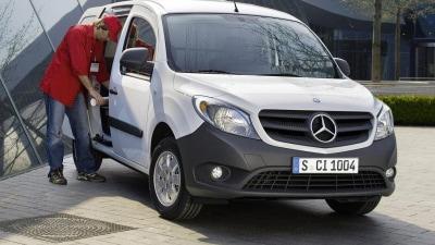 Mercedes-Benz Citan Revealed Ahead Of 2013 Australian Debut