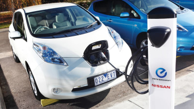 Nissan Australia Gearing Up For 2012 Leaf Launch