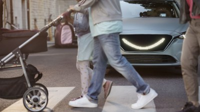 Smile Pedestrians, That Approaching Autonomous Car Has Spotted You