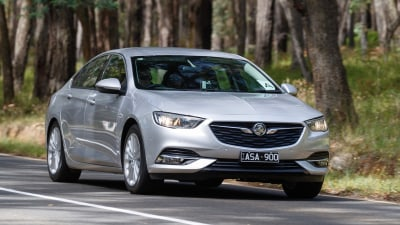 2018 Holden Commodore Calais new car review